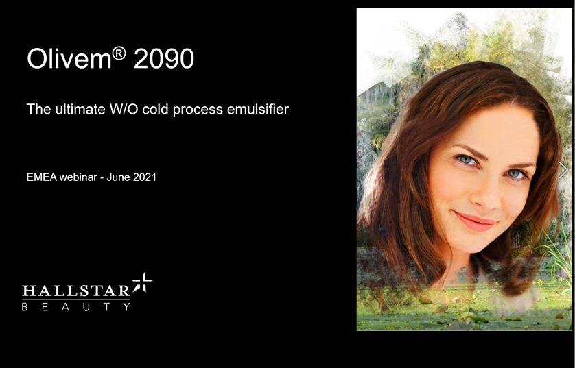 Discover Olivem® 2090 Webinar