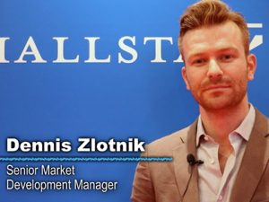 Hallstar Business Development Manager Dennis Zlotnik Explains Micah™ Chemistry at NYSCC 2017
